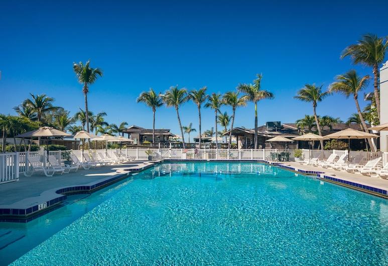 Beachcomber Beach Resort, St. Pete Beach, Außenpool