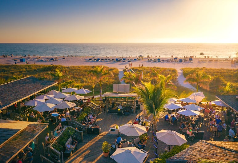Beachcomber Beach Resort, St. Pete Beach