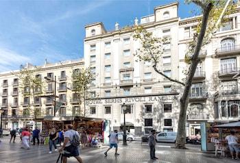 Billede af Hotel SERHS Rivoli Rambla i Barcelona