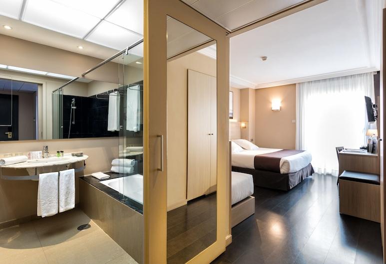 Hotel SERHS Rivoli Rambla, Barcelona, Comfort-rum - icke-rökare, Gästrum