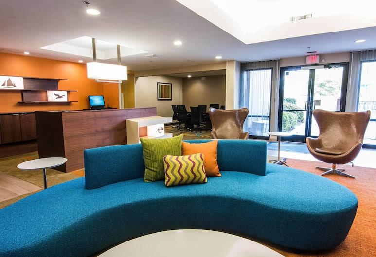 Fairfield Inn and Suites By Marriott Chesapeake, Chesapeake, Lobby