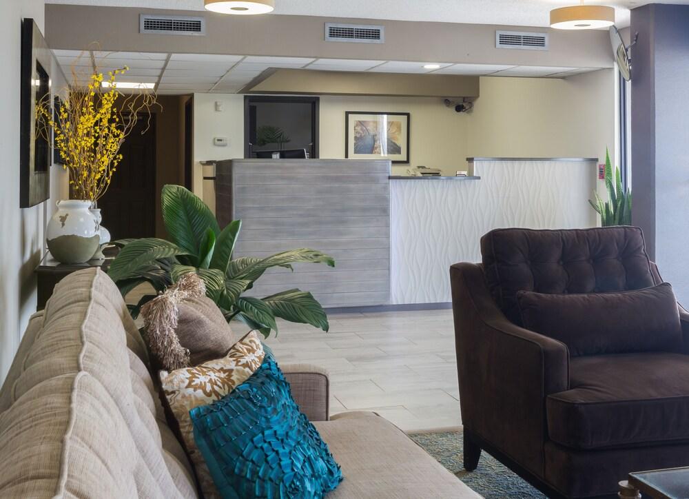Marina Motel Chalmette Lobby