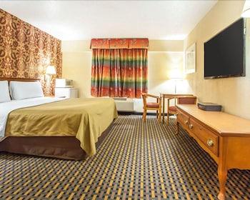 A(z) Days Inn by Wyndham Jersey City hotel fényképe itt: Jersey City