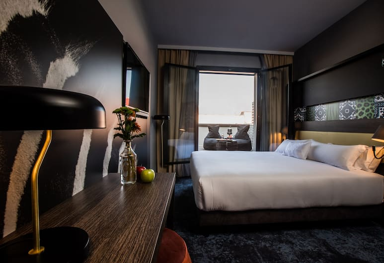 NYX Hotel Madrid by Leonardo Hotels, Madrid, Chambre Double Supérieure, Chambre
