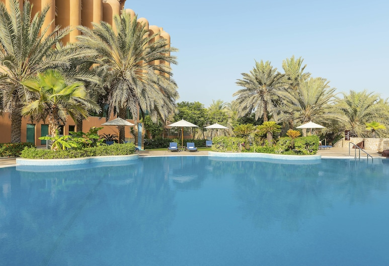 Sheraton Abu Dhabi Hotel & Resort, Abu Dabi, Piscina