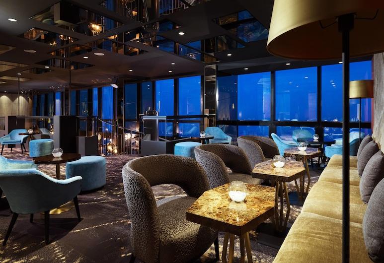 Warsaw Marriott Hotel, Warszawa, Restaurant