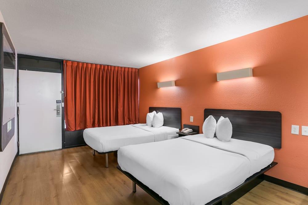 Phòng, 2 giường đôi, Phù hợp cho người khuyết tật, Không hút thuốc - Ảnh nổi bật