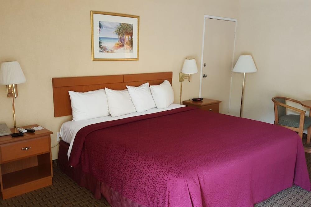 Phòng Tiêu chuẩn, 1 giường cỡ king, Không hút thuốc - Khu phòng khách