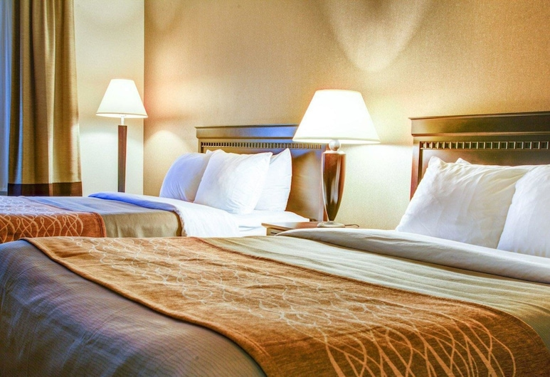 Quality Inn Florence, Florence, Standard Room, 2 Queen Beds, Non Smoking, Guest Room