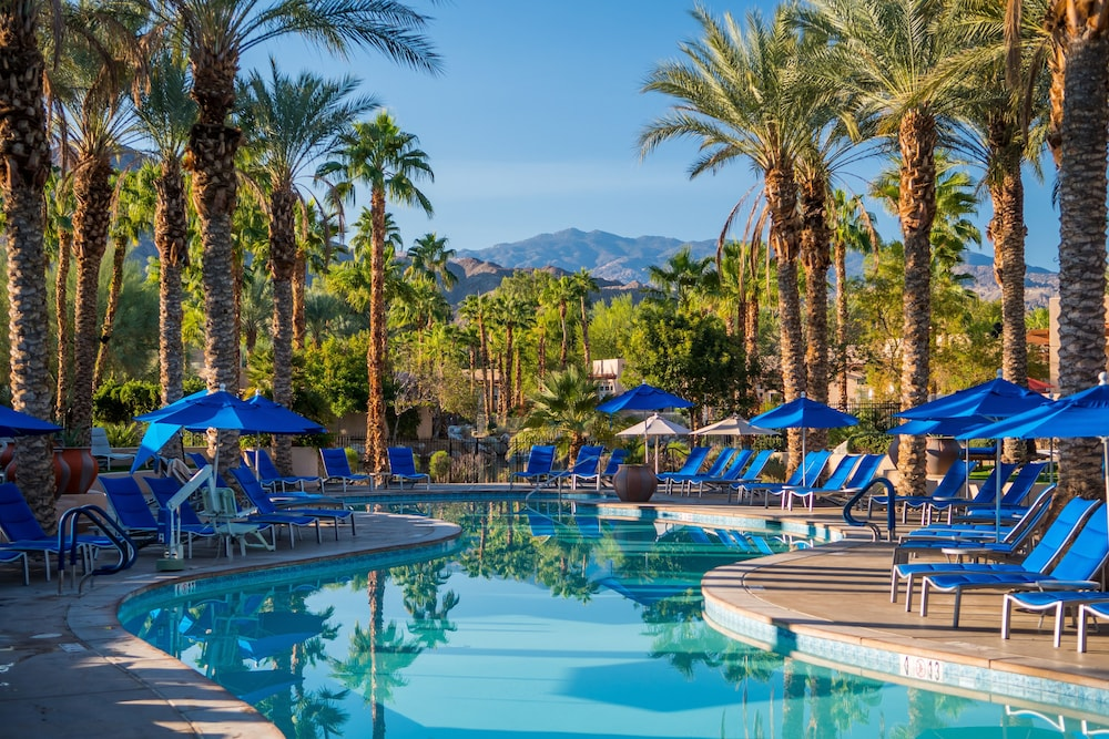 Renaissance Indian Wells Resort Spa Pool Hours