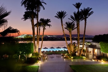 Enter your dates to get the Luxor hotel deal