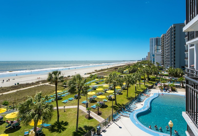 Dayton House Resort, Myrtle Beach, Alberca al aire libre