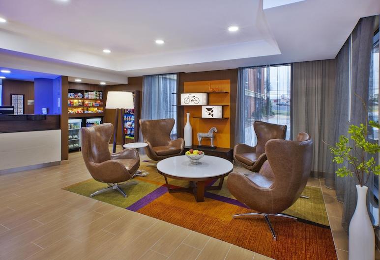 Fairfield by Marriott Inn & Suites Herndon Reston, Герндон, Фойє