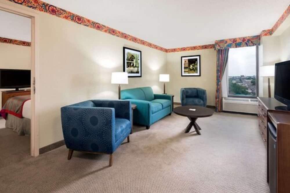 Standard Suite, 1 Katil Raja (King) dengan Katil Sofa, Non Smoking - Bilik Rehat