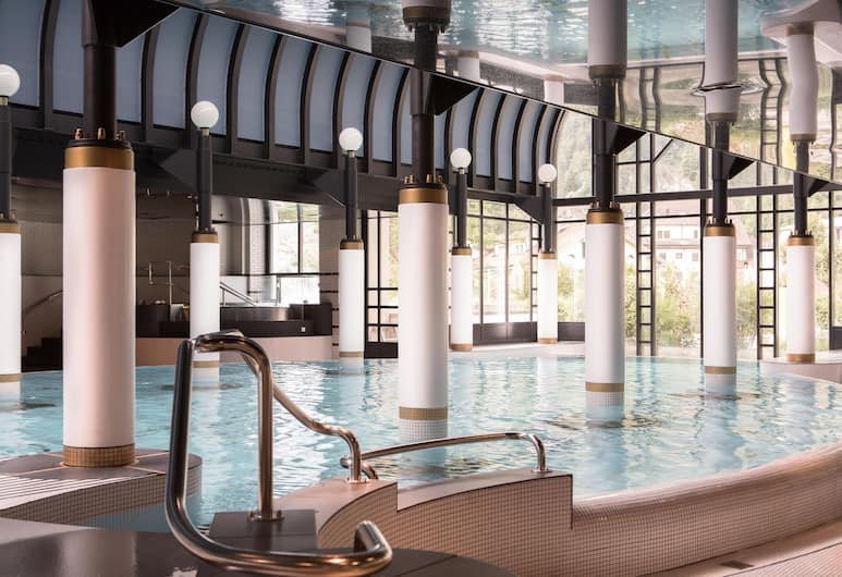 VICTORIA-JUNGFRAU Grand Hotel & Spa, Interlaken, Wellness