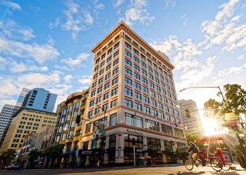Obrázek hotelu Gaslamp Plaza Suites ve městě San Diego