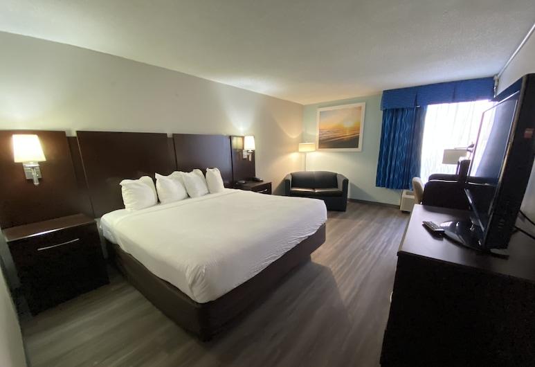 Days Inn & Suites by Wyndham Havelock, Havelock, Suite, 1 spavaća soba, za nepušače (Efficiency), Soba za goste