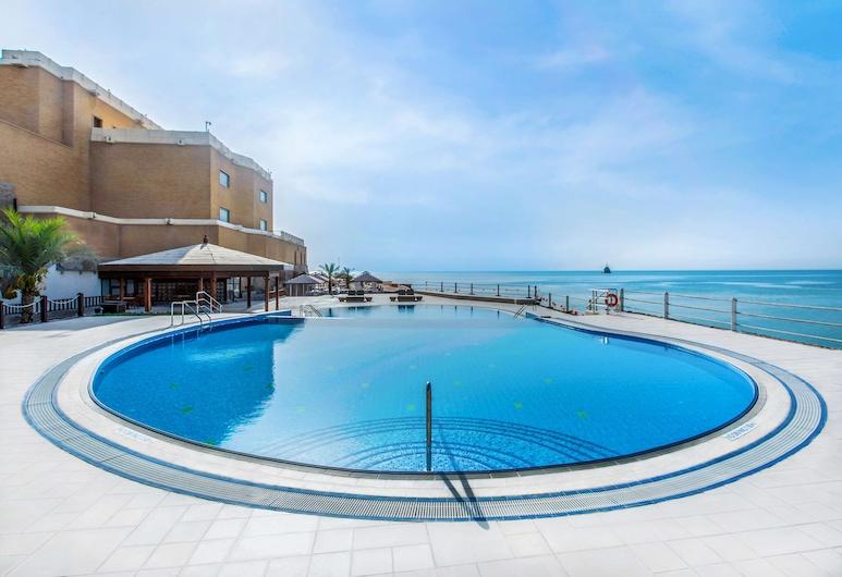 Radisson Blu Hotel, Kuwait, Σάλγουα, Πισίνα
