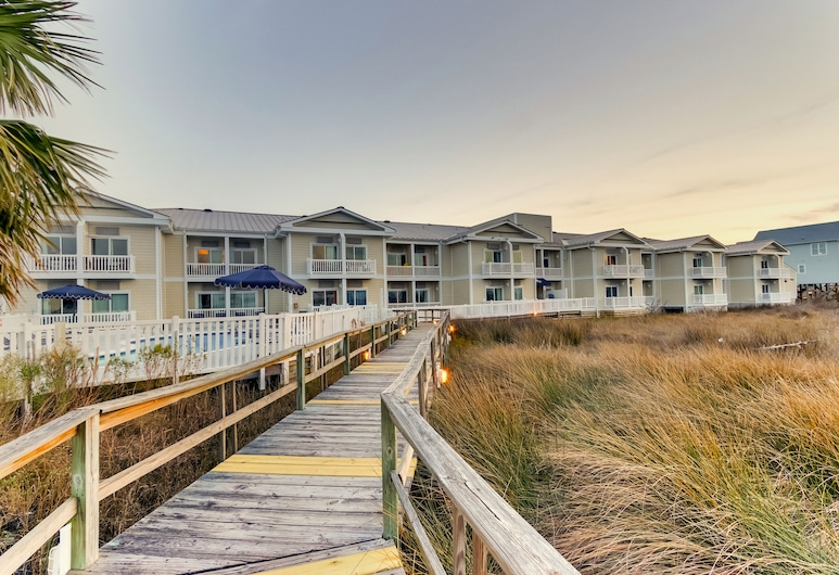 Palm Suites, Pantai Atlantic