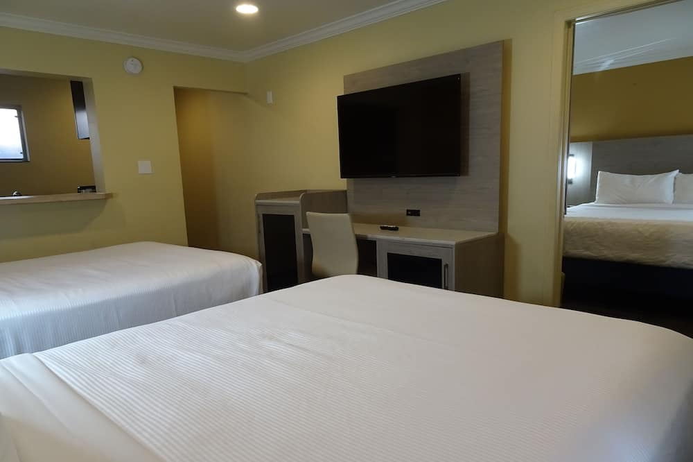 Suite familiar, 2 habitaciones - Habitación
