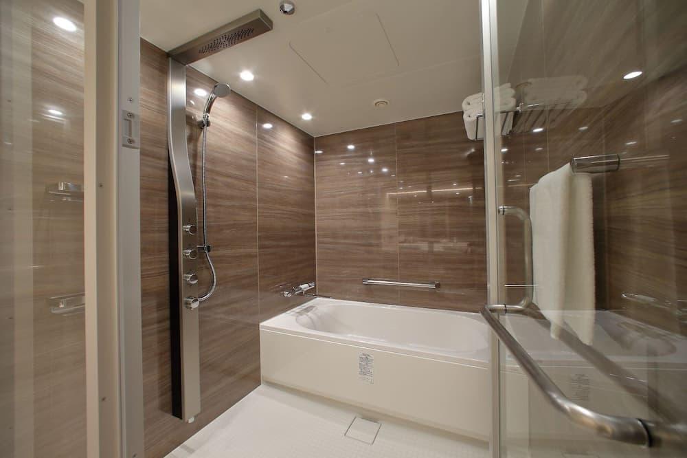 Numeris verslo klientams, Nerūkantiesiems - Vonios kambarys