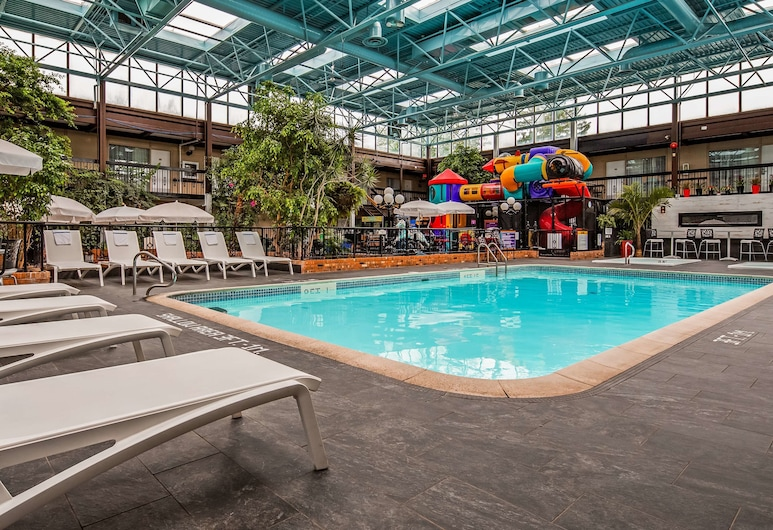 Best Western Plus Cairn Croft Hotel, Niagara, Basen