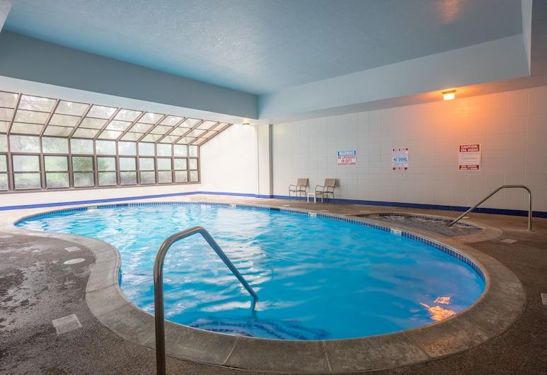 Cottonwood Suites Boise Riverside Downtown, Boise, Indendørs pool