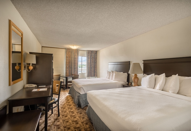 Cottonwood Suites Boise Riverside Downtown, Boise, Divvietīgs numurs, 2 divguļamās karalienes gultas (Double Queen Room), Viesu numurs