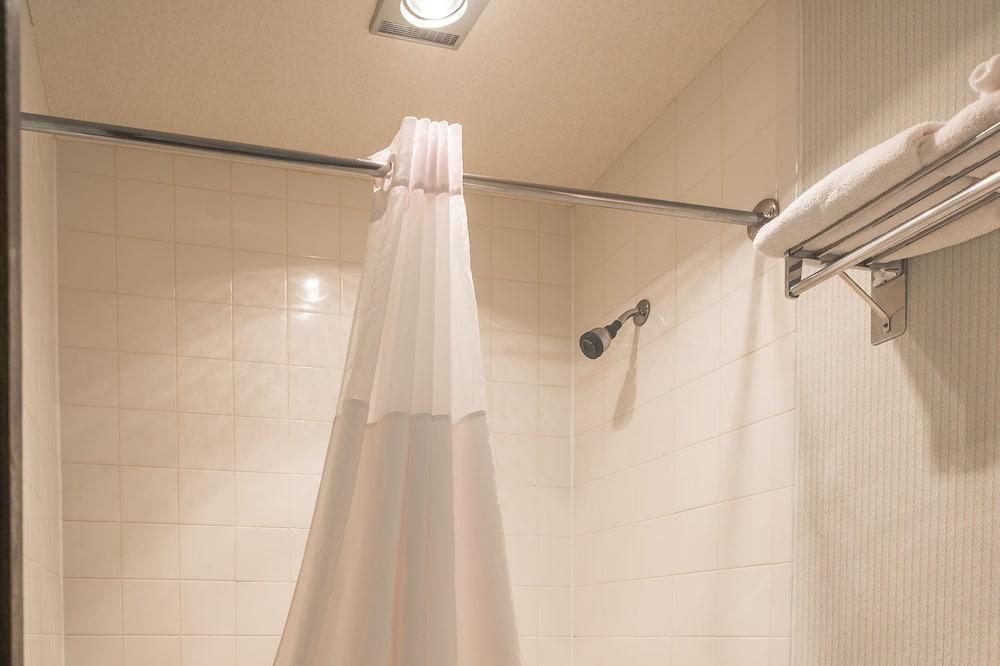 Habitación, 1 cama de matrimonio grande - Cuarto de baño
