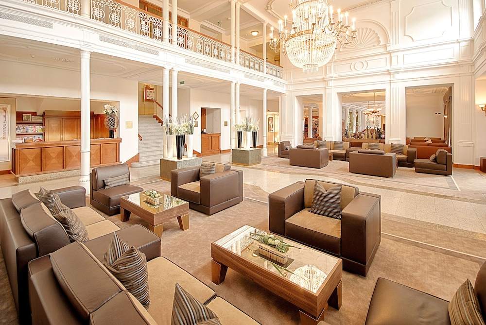Kempinski Grand Hotel Des Bains In St  Moritz
