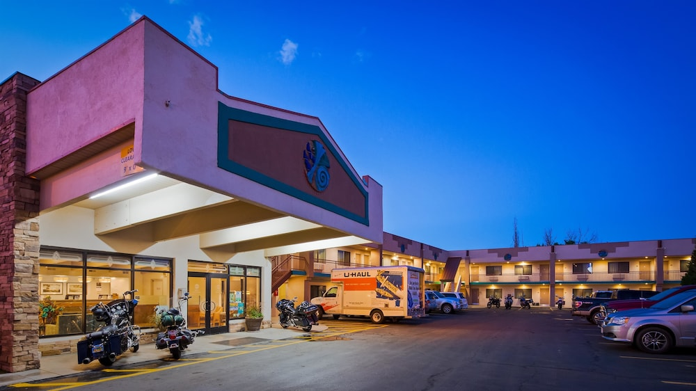 Best Western Turquoise Inn Suites Cortez Hotel Front