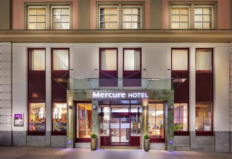 Hotel Mercure Wien Zentrum, Viena, Įėjimas į viešbutį