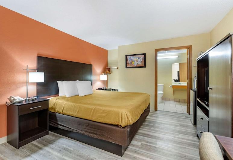 Econo Lodge Urbandale-Northwest Des Moines, Urbandale, Standard tuba, 1 ülilai voodi, suitsetamine keelatud, Tuba