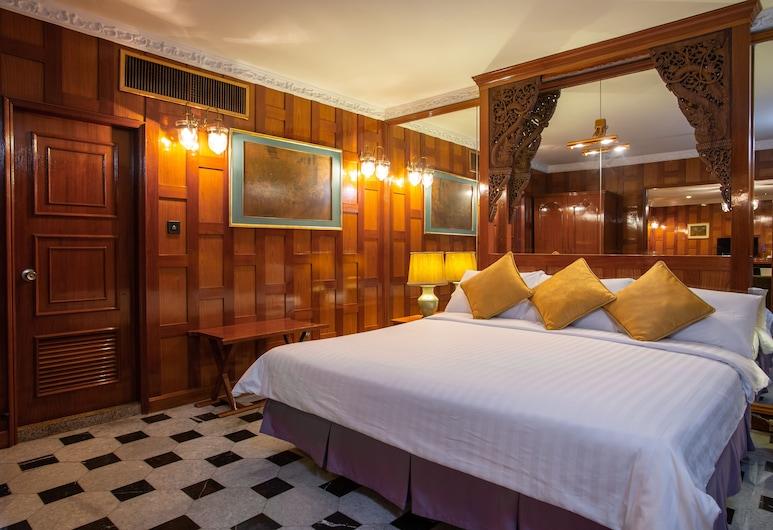 The Tawana Bangkok, Μπανγκόκ, Σουίτα, Δωμάτιο επισκεπτών