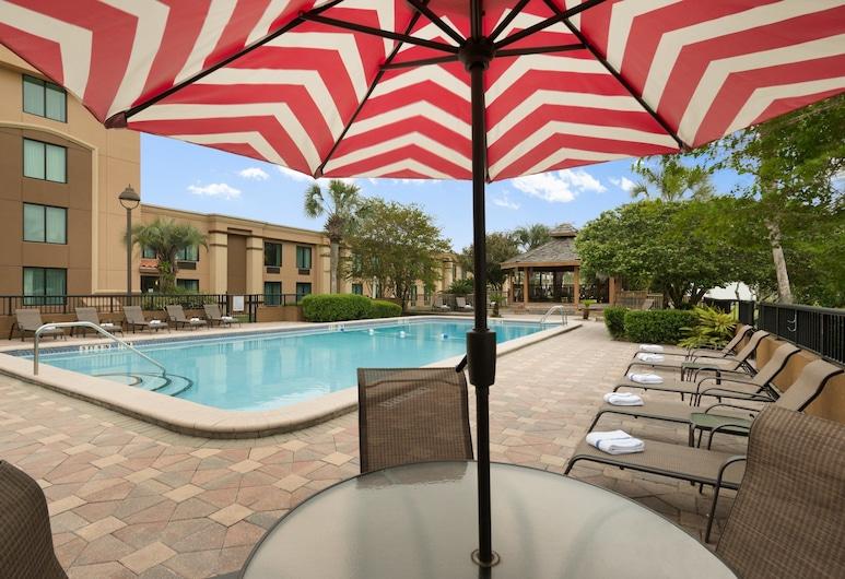 Ramada Hotel & Conf Cntr by Wyndham Jacksonville/Baymeadows, Jacksonville, Outdoor Pool