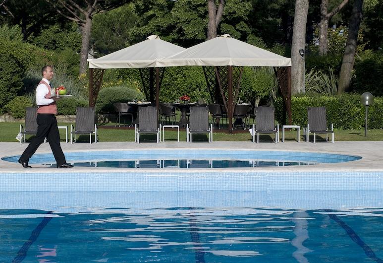Holiday Inn Rome- Eur Parco Dei Medici, Roma, Kolam Renang