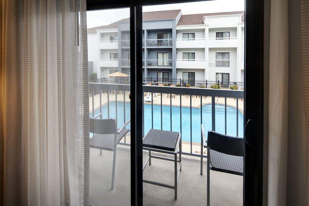 Suite, 1 Bedroom, Non Smoking - Balcony View