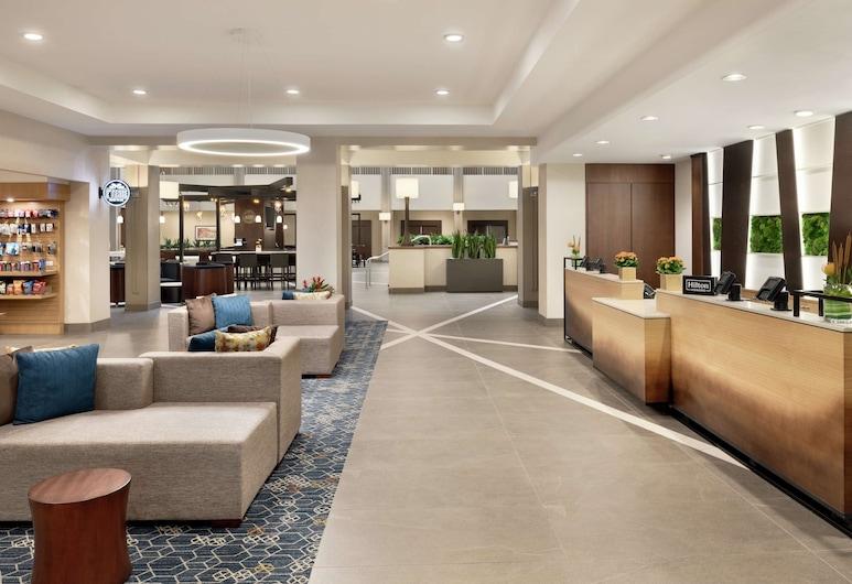 Embassy Suites by Hilton Cincinnati RiverCenter, קובינגטון, קבלה