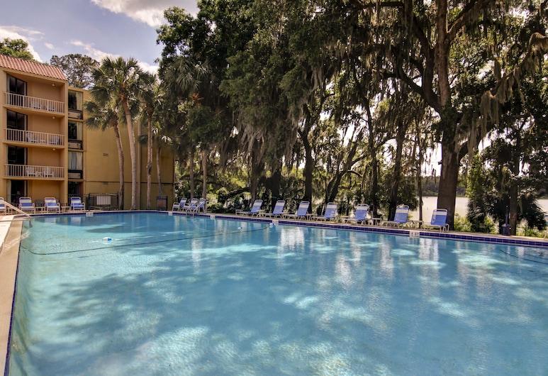 Wyndham Garden Gainesville, Gainesville, Piscina all'aperto