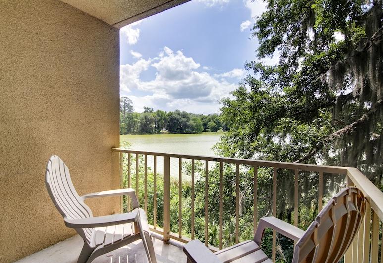 Wyndham Garden Gainesville, Gainesville, Deluxe Room, 2 Queen Beds, Non Smoking, Balcony