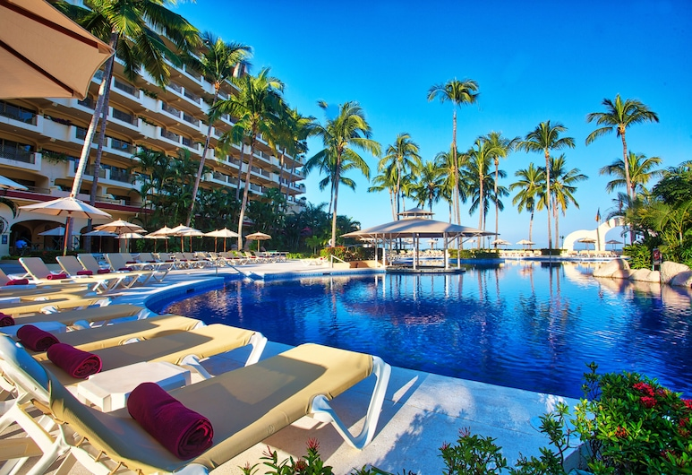 Barceló Puerto Vallarta - All Inclusive, Puerto Vallarta, Außenpool
