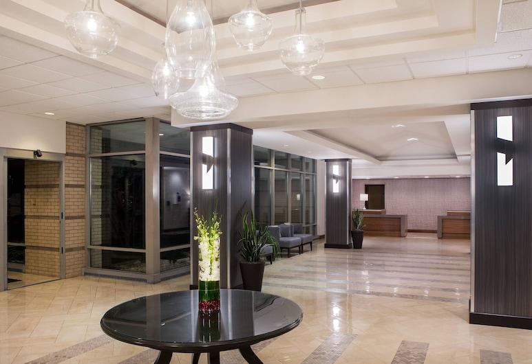 Sheraton Suites Chicago Elk Grove, Elk Grove Village, Lobi