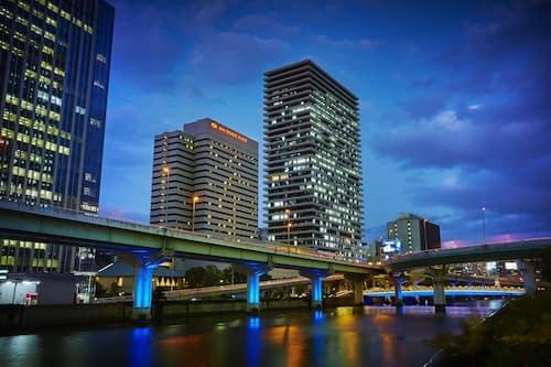Ana クラウン プラザ ホテル 大阪