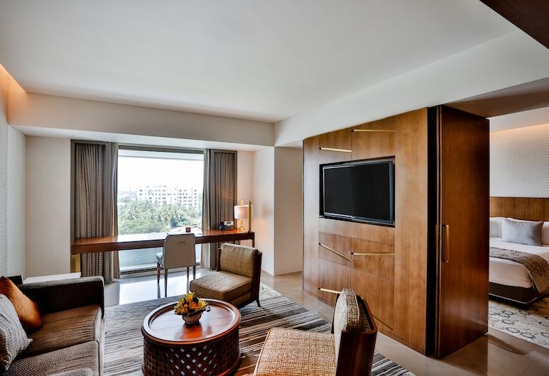 Crowne Plaza Chennai Adyar Park, an IHG Hotel, Chennai, Quarto Superior, 1 cama king-size, Fumadores, Quarto