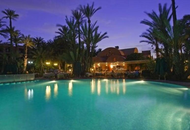 瑟米拉米斯酒店, 馬拉喀什, 室外泳池
