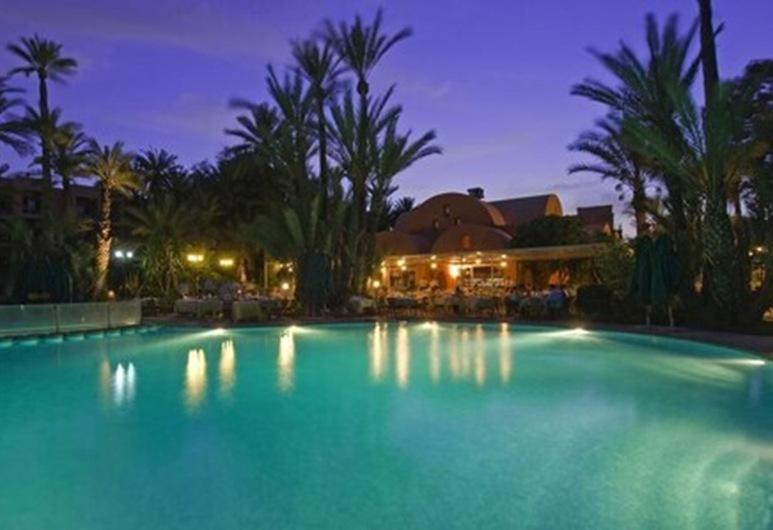 Hotel Marrakech Le Semiramis, Marrakech, Outdoor Pool