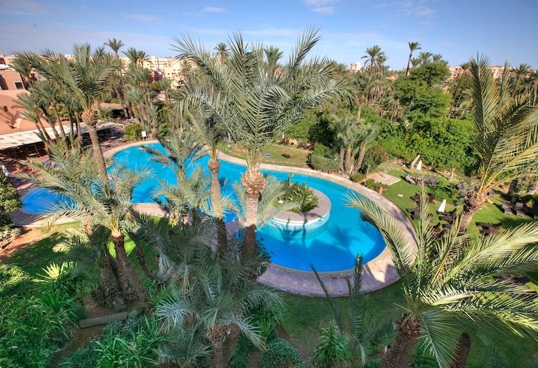 瑟米拉米斯酒店, 馬拉喀什