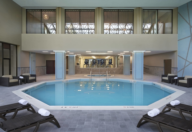 Toronto Airport Marriott Hotel, Toronto, Zwembad