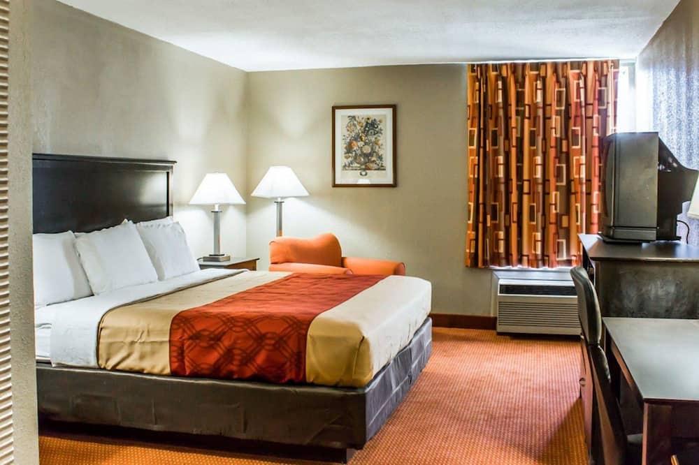 Phòng, 1 giường cỡ king, Phù hợp cho người khuyết tật, Không hút thuốc - Phòng