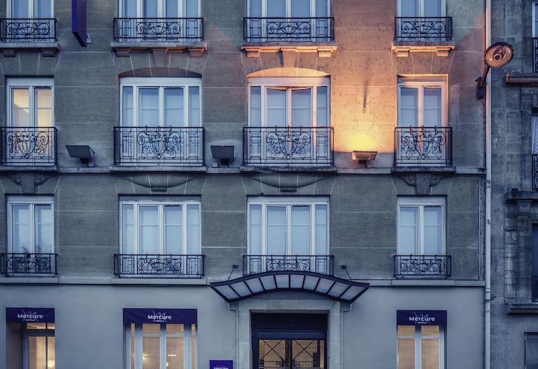 Grand Hôtel Chicago, Paris, Façade de l'hôtel - Soir/Nuit